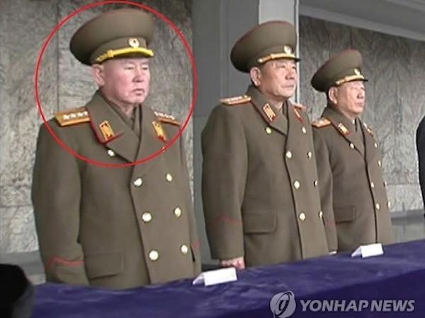 Triều Tiên tuyên bố có tổng tham mưu trưởng mới ảnh 1