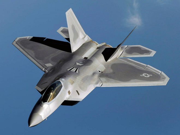"""Trung Quốc đã bắt F-22 ''hiện hình"""" trên biển Hoa Đông?"""