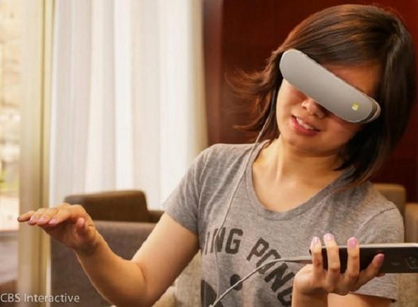 Kính thực tế ảo 360 VR của LG