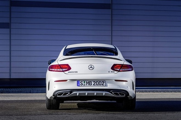 Mercedes-AMG C43 Coupe mới: Thể thao và hiện đại ảnh 4