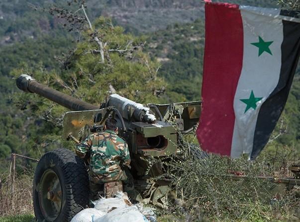 Quân đội Syria liên tiếp giành chiến thắng trước khủng bố ở Syria