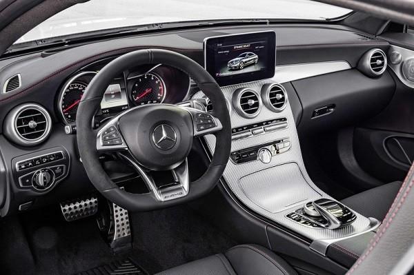 Mercedes-AMG C43 Coupe mới: Thể thao và hiện đại ảnh 6