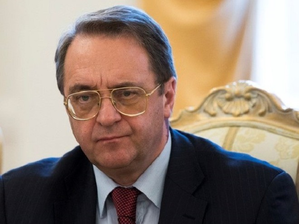 Thứ trưởng Ngoại giao Nga Mikhail Bogdanov