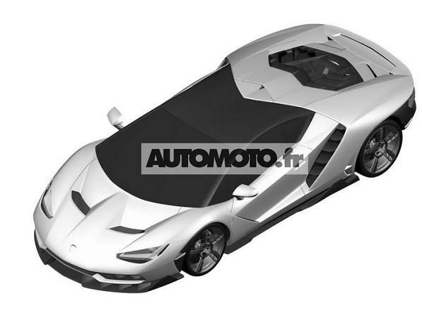 Lamborghini Centenario LP 770-4 có thiết kế hầm hố, thể thao