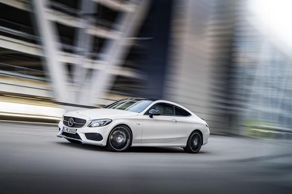 Mercedes-AMG C43 Coupe mới: Thể thao và hiện đại ảnh 5