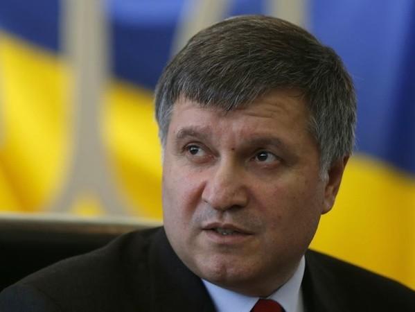 Bộ trưởng Nội vụ Ukraine, ông Arsen Avakov