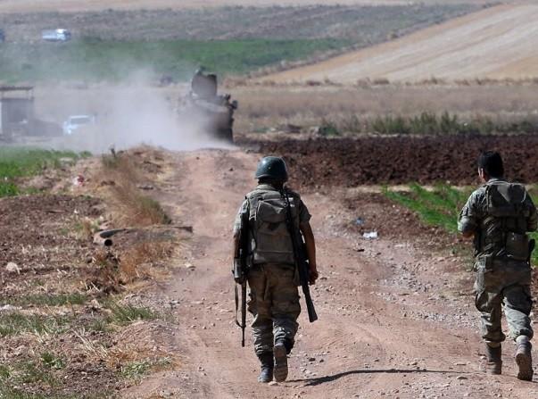 Thổ Nhĩ Kì luôn coi người Kurd ở Syria là khủng bố