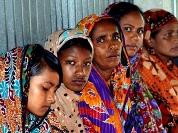 Rất nhiều phụ nữ Bangladesh đã bị bắt cóc sang Syria