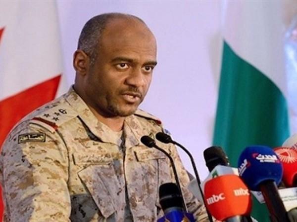 Trợ lí Bộ trưởng Quốc phòng Ả-Rập Saudi, Ahmed Asseri