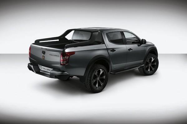 Xe bán tải Fiat Fullback: Thiết kế thể thao, bắt mắt ảnh 6