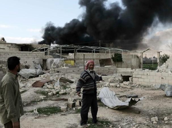 Phe đối lập Syria lưỡng lự với đàm phàn hoà bình