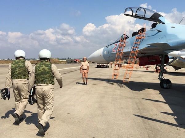 Chiến dịch quân sự của Nga đã làm thay đổi cán cân sức mạnh ở Syria