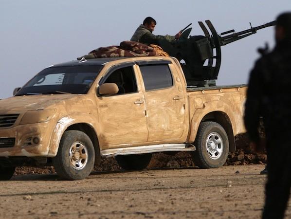 Các nhóm khủng bố đang phá hoại lệnh ngừng bắn giữa quân chính phủ và phe đối lập