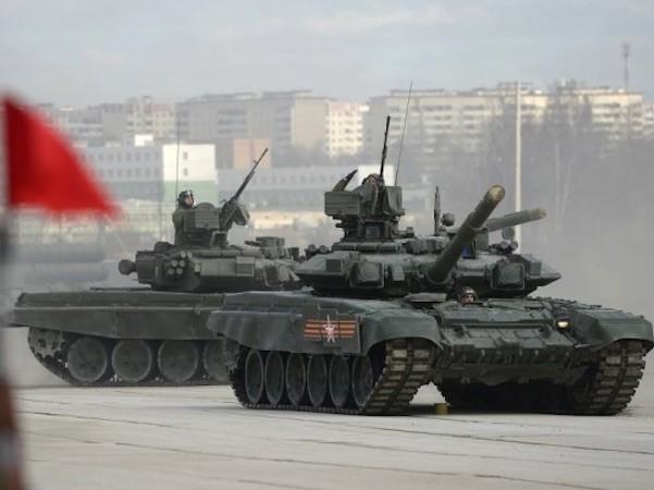 Nga đang có cơ hội bán vũ khí cho Thái Lan