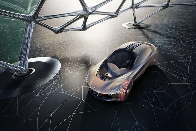Chiêm ngưỡng Vision Next 100 concept: Tầm nhìn 100 năm tới của BMW ảnh 7