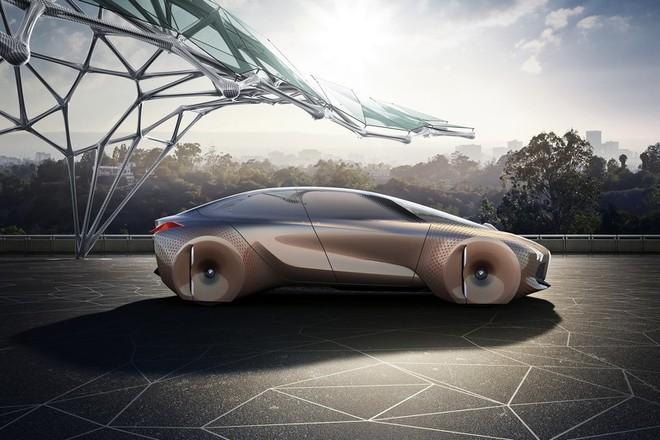 Chiêm ngưỡng Vision Next 100 concept: Tầm nhìn 100 năm tới của BMW ảnh 4