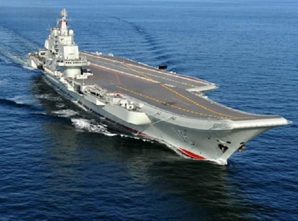 """Mỹ """"xem thường"""" tất cả tàu sân bay của Trung Quốc ảnh 1"""