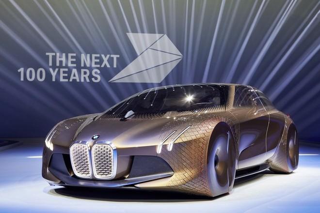 Chiêm ngưỡng Vision Next 100 concept: Tầm nhìn 100 năm tới của BMW ảnh 5
