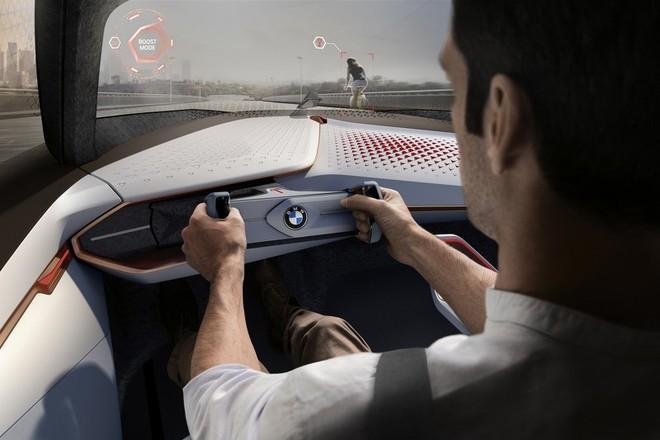 Chiêm ngưỡng Vision Next 100 concept: Tầm nhìn 100 năm tới của BMW ảnh 8