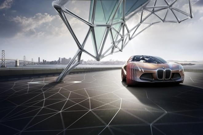 Chiêm ngưỡng Vision Next 100 concept: Tầm nhìn 100 năm tới của BMW
