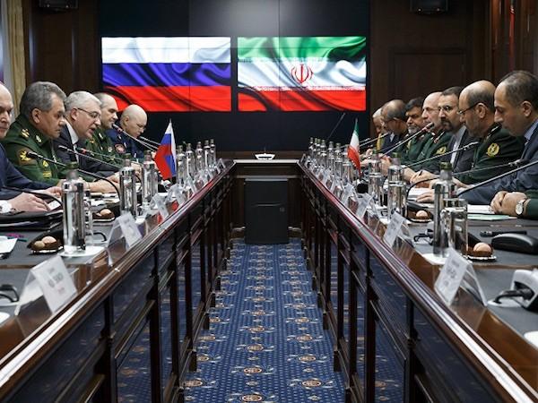 Nga và Iran đang có mối quan hệ tốt cả về mặt quân sự và kinh tế
