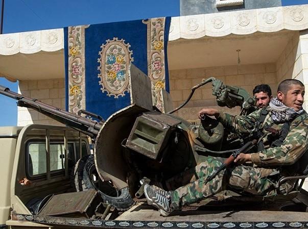 Quân đội Syria tiếp tục thắng lợi trước khủng bố ở Latakia, Homs, Idlib ảnh 1