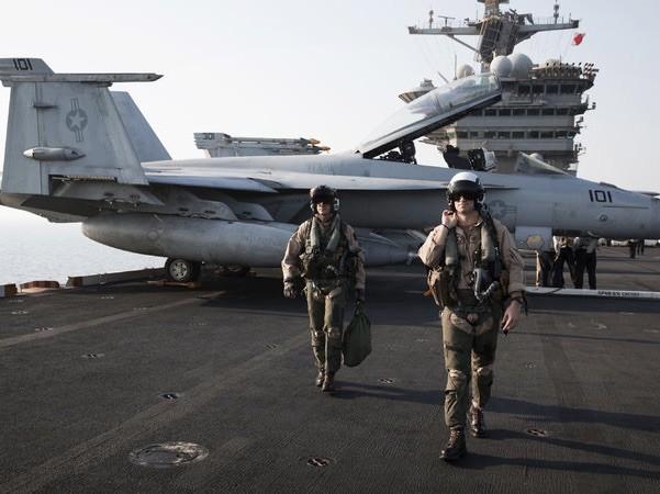 Mỹ đang thiếu các phi công giàu kinh nghiệm để lái chiến đấu cơ