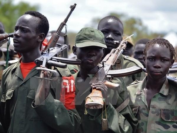 Nam Sudan đã rơi vào nội chiến từ năm 2013
