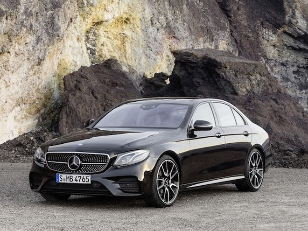 Mercedes-AMG E43 mới