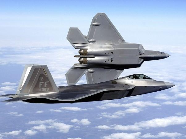 Chiến đấu cơ tàng hình F-22