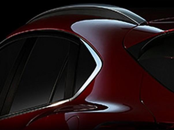 Hình teaser mới của Mazda CX-4