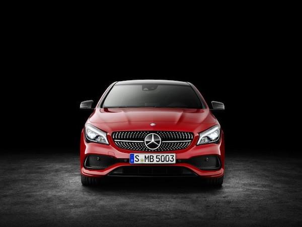 Mercedes-Benz CLA xuất hiện với thiết kế bắt mắt ảnh 5