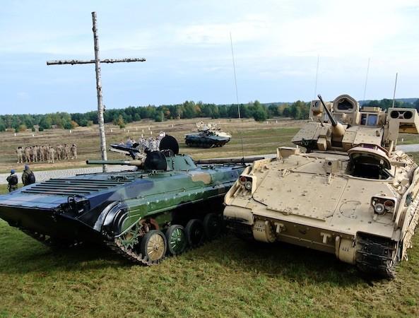 Kế hoạch thay thế xe BWP-1 và BWP-2 của Ba Lan kéo dài hàng chục năm