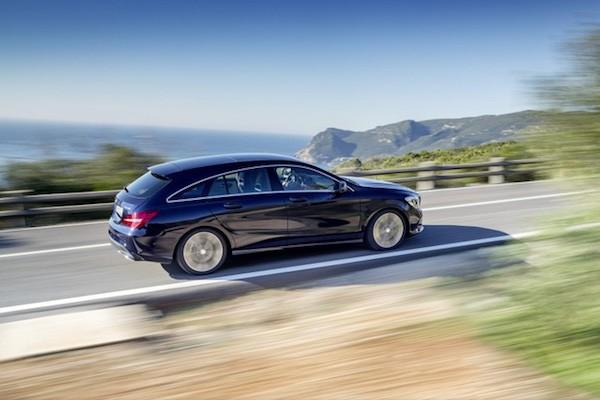 Mercedes-Benz CLA xuất hiện với thiết kế bắt mắt ảnh 4
