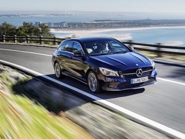 Mercedes-Benz CLA mới