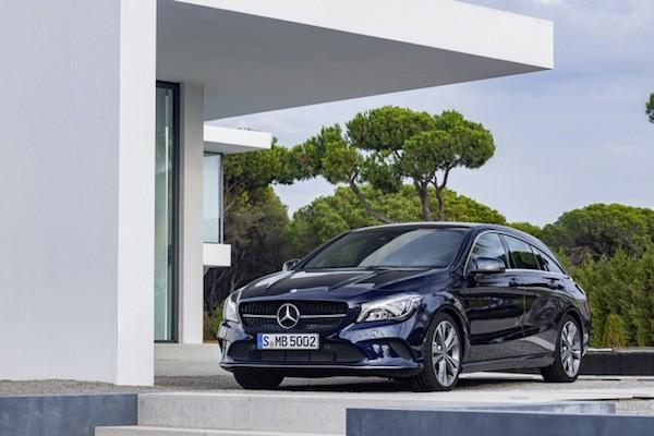 Mercedes-Benz CLA xuất hiện với thiết kế bắt mắt ảnh 6