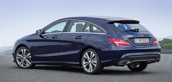 Mercedes-Benz CLA xuất hiện với thiết kế bắt mắt ảnh 7