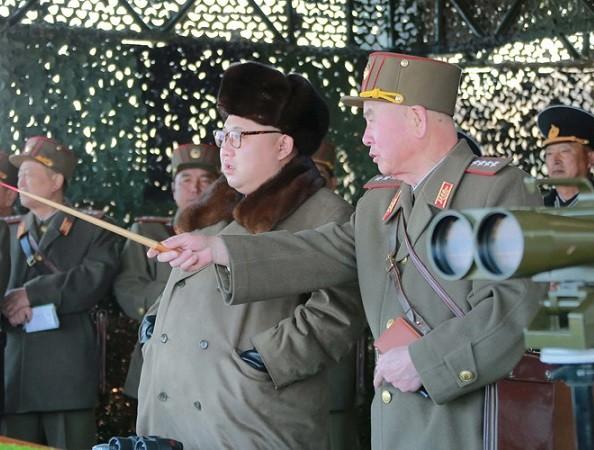 Triều Tiên liên tiếp có các hành động phóng tên lửa ra ngoài biển