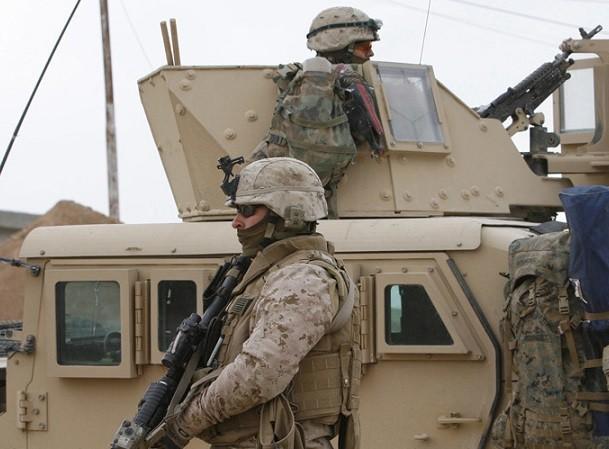 Chưa rõ số lượng lính thủy đánh bộ Mỹ mới được triển khai là bao nhiêu