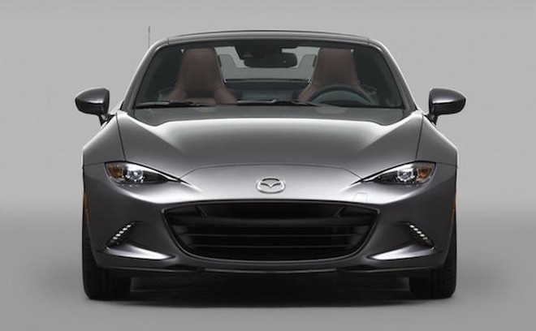 Mazda MX-5 Retractable Fastback: Thiết kế bắt mắt, mới lạ ảnh 3