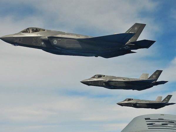 Máy bay F-35 đã tiêu tốn quá nhiều tiên của Mỹ