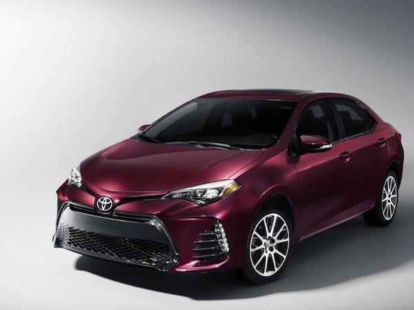 Toyota Corolla đã xuất hiện trên thị trường được 50 năm