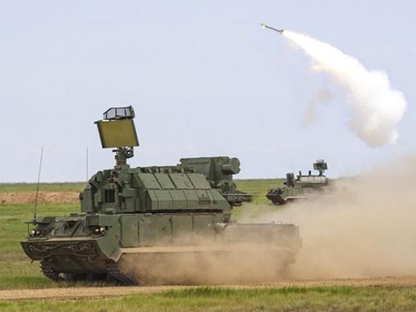 Nga tăng cường cho quân khu phía tây trước sự mở rộng của NATO