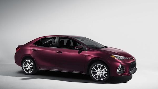 """Toyota Corolla có phiên bản đặc biệt cho """"sinh nhật"""" 50 tuổi"""