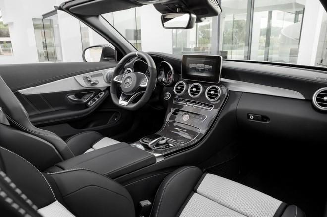 Mercedes-Benz trình làng cặp đôi mui trần C-63 và C63 S ảnh 2
