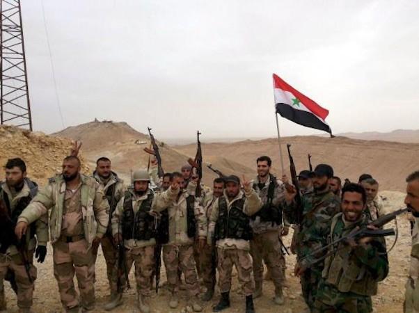 Palmyra đang là chiến trường ác liệt nhất ở Syria lúc này