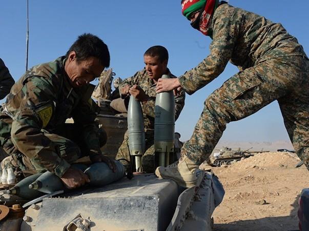 Quân đội Syria đang thắng như chẻ tre trước IS