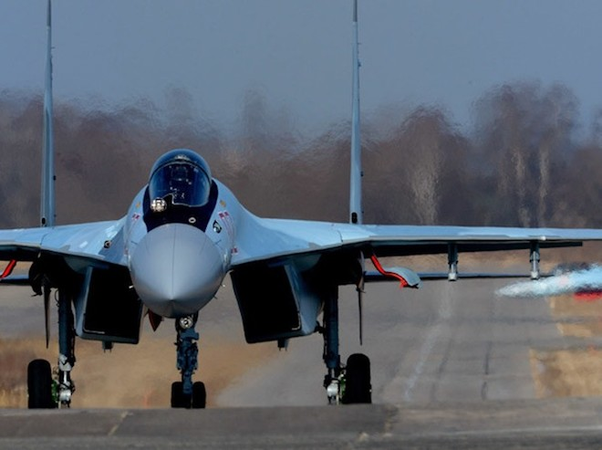 Máy bay Su-34 của Nga