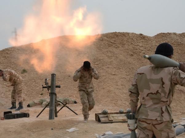 Quân đội Syria và đồng minh đã phải phóng được Palmyra vào hôm 27-3