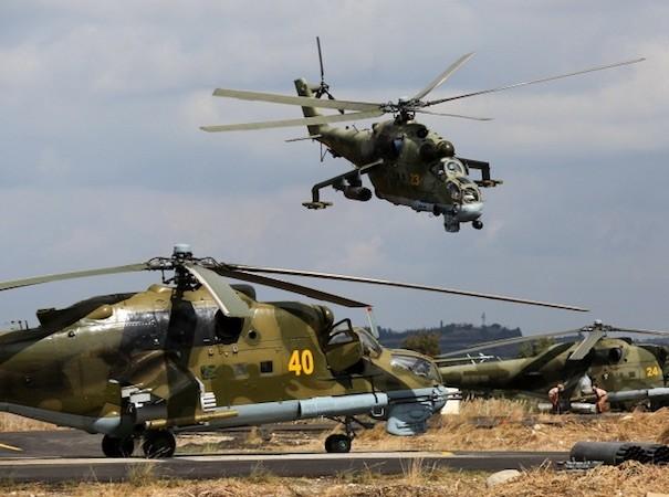 Nga đã rút hầu hết máy bay khỏi Syria